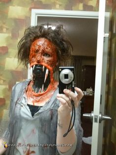 98 Best Prize Winning Scary Halloween Costumes Images In