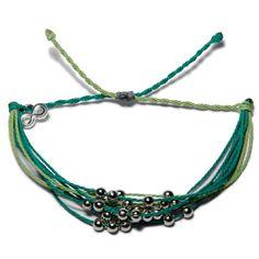 V for Vegan Perlen - Weltfreund Armbänder