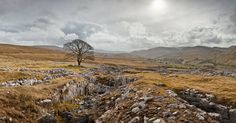 Lower slopes of Wild Boar Fell in Cumbria by YorkshireSam on DeviantArt