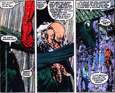 Daredevil and The Vulture