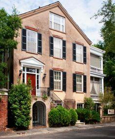 1852 Greek Revival/Italianate - Charleston, South Carolina