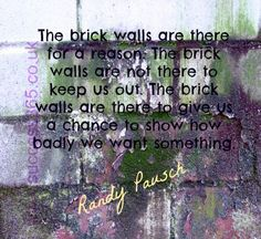 Randy Pausch Last Lecture- one of my fav books