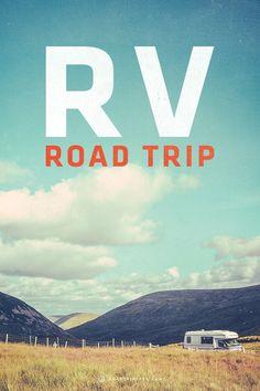 Take an RV trip up the East Coast!