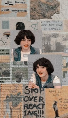Stranger Things Actors, Stranger Things Aesthetic, Stranger Things Netflix, Aesthetic Pastel Wallpaper, Aesthetic Backgrounds, Aesthetic Wallpapers, Tumblr Wallpaper, Iphone Wallpaper, Collage Des Photos
