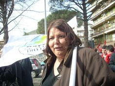 Manifestazione per Fiom a Cassino