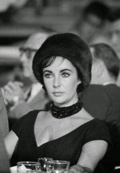 Elizabeth Taylor, 1959Photo by Bill Ray