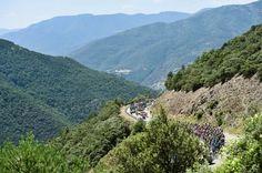 Stage 9. Vielha Val d'Aran to Andorre Arcalis.
