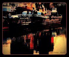en el viejo puerto madero