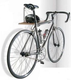 A Green Search: The Best Indoor Bicycle Rack | Apartment Therapy