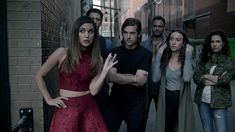 Netflix Cast, The Magicians Syfy, Television Program, How To Do Yoga, The Expanse, Kids Fashion, Actresses, Seasons, Poses