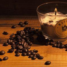 Mokaccino - Candela al profumo di caffè