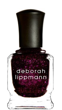 Deborah Lippmann Bad Romance (the sort of romance you're caught in if you're willing to pay this much for nail polish)