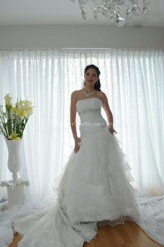 Vestido romántico de Lucy Díaz | Foto 9