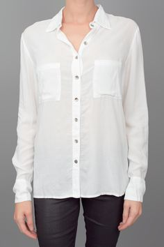 Nation button down- ridiculously soft
