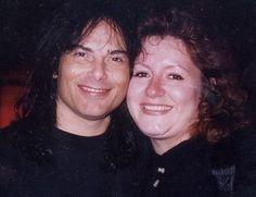 Jimi and myself in 1995