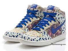 Liberty x Nike Sportswear – WMNS Dunk High – Spring/Summer 2009