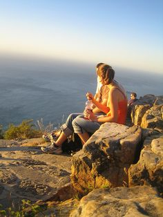 Enjoy one of the many peaks in Cape Town, South Africa. #SouthAfrica #Travel
