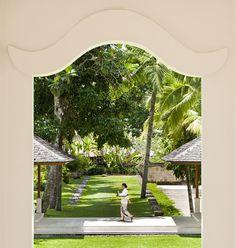 COMO Shambhala Estate Ubud — Bali, Indonesia http://www.travelplusstyle.com/hotels/como-shambhala-estate-ubud