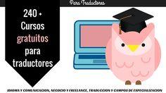 240 + Cursos gratuitos para traductores