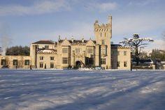 Buildings, Xmas, Mansions, House Styles, Manor Houses, Christmas, Villas, Navidad, Mansion