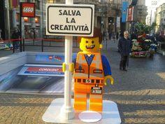 #Milano, la nuova fermata del metrò con 190.000 #Lego