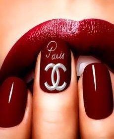 Chanel | * * RED ELEGANCE * *