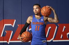 Big-shot Chiozza preparing to lead Gators - GatorSports.com