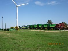Used John Deere Farm equipment in Fowler