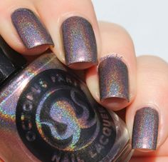 Octopus Party Nail Lacquer Arctis Tor | Pretty Girl Science