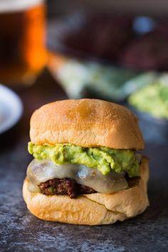 Jalapeno Beef and Chorizo Burger