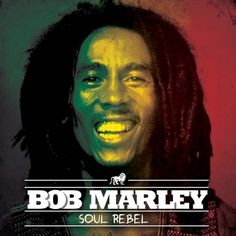 Bob Marley - Soul Rebel on Limited Edition Starburst Colored 180g 2LP + Poster