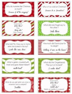 Elf on the shelf jokes 11 444x575 Elf on the Shelf   Printable Joke Cards *Updated* by Lorena Lugo