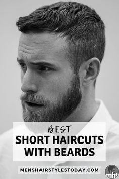 100 Must Copying Hairstyles For Men With Beard Beards And Tattoos