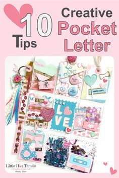Written by Becky Sher Pocket letters don't have to be fancy to be amazing? But if you have a few tricks up your sleeve, you can do a lo...
