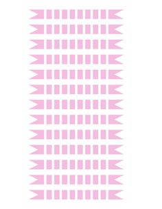 printable pink striped straw flag cake pop flag by ilovepaperdotca, $4.00  Purchase my products on ETSY for 10% discount! Use code PIN10