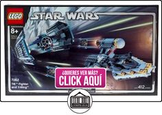 Lego Star Wars Tie Fighter & Y-Wing by LEGO  ✿ Lego - el surtido más amplio ✿ ▬► Ver oferta: https://comprar.io/goto/B000296E0E