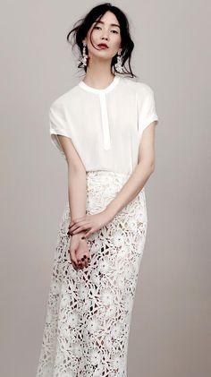 Florence Midi Skirt (2015)