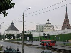 Historic and Architectural Complex of the Kazan Kremlin, Russian Federation