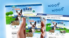 """@PetSafe Brand  hosts """"Bark for Your Park"""" -  #Win $100,000 for your #dog park. Four lucky cities will also win $25,000!   Applications open until June 7th!"""