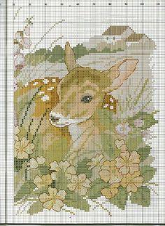 Gallery.ru / Фото #7 - Cross Stitch Collection 128 март 2006 - tymannost