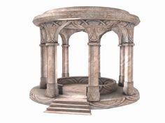 Elyia Elven Monument