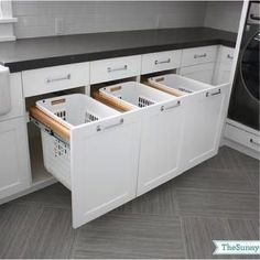 Home Misc 80 DIY Laundry Room Storage Shelves Ideas - Earlier than going loopy investing in storage Laundry Bin, Laundry Room Organization, Laundry Storage, Laundry Room Design, Diy Storage, Storage Ideas, Storage Shelves, Laundry Sorter, Room Shelves