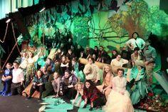 """Tarzan cast: my """"one family"""""""