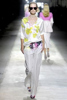 Dries Van Noten | Spring 2011 Ready-to-Wear Collection | Style.com