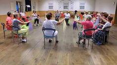 Tanzen im Sitzen dort tanzt lulu
