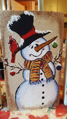 Snowman Crafts, Christmas Projects, Christmas Art, Holiday Crafts, Christmas Decorations, Christmas Ornaments, Wooden Welcome Signs, D Craft, Wood Cutouts