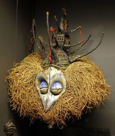 Mask for circumcision (makeng) - Yaka - Royal Museum for Central Africa - DSC06444.JPG