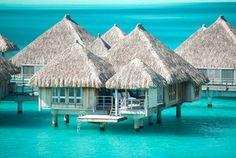 St Regis Bora Bora Hotels