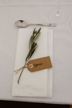 Beautiful wedding in Mandal, Southern Norway with a botanical theme Enkel indretning med små bordkor Weding Decoration, Wedding Reception Decorations, Wedding Ceremony, Our Wedding, Olive Wedding, Rustic Wedding, Floral Wedding Gown, Wedding Place Settings, Deco Table