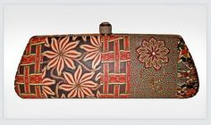 STYLEBEAT: CLUTCH PLAY: ARTISAN BAGS FROM RONNIE KIRSCH